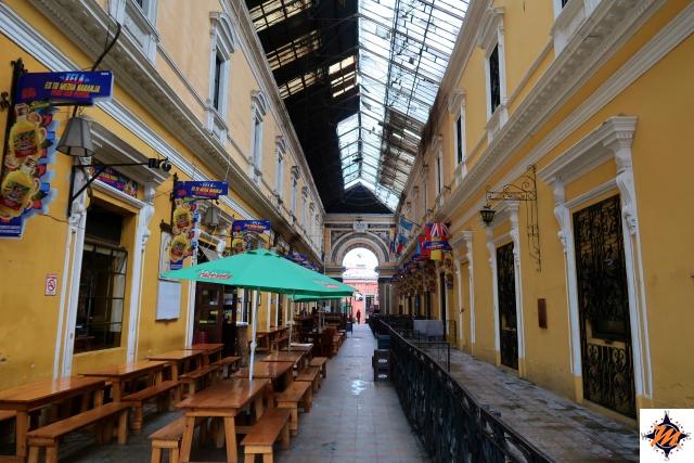 Quetzaltenango, Pasaje Enríquez