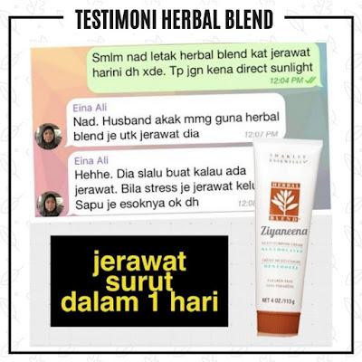Testimoni Herbal Blend Cream