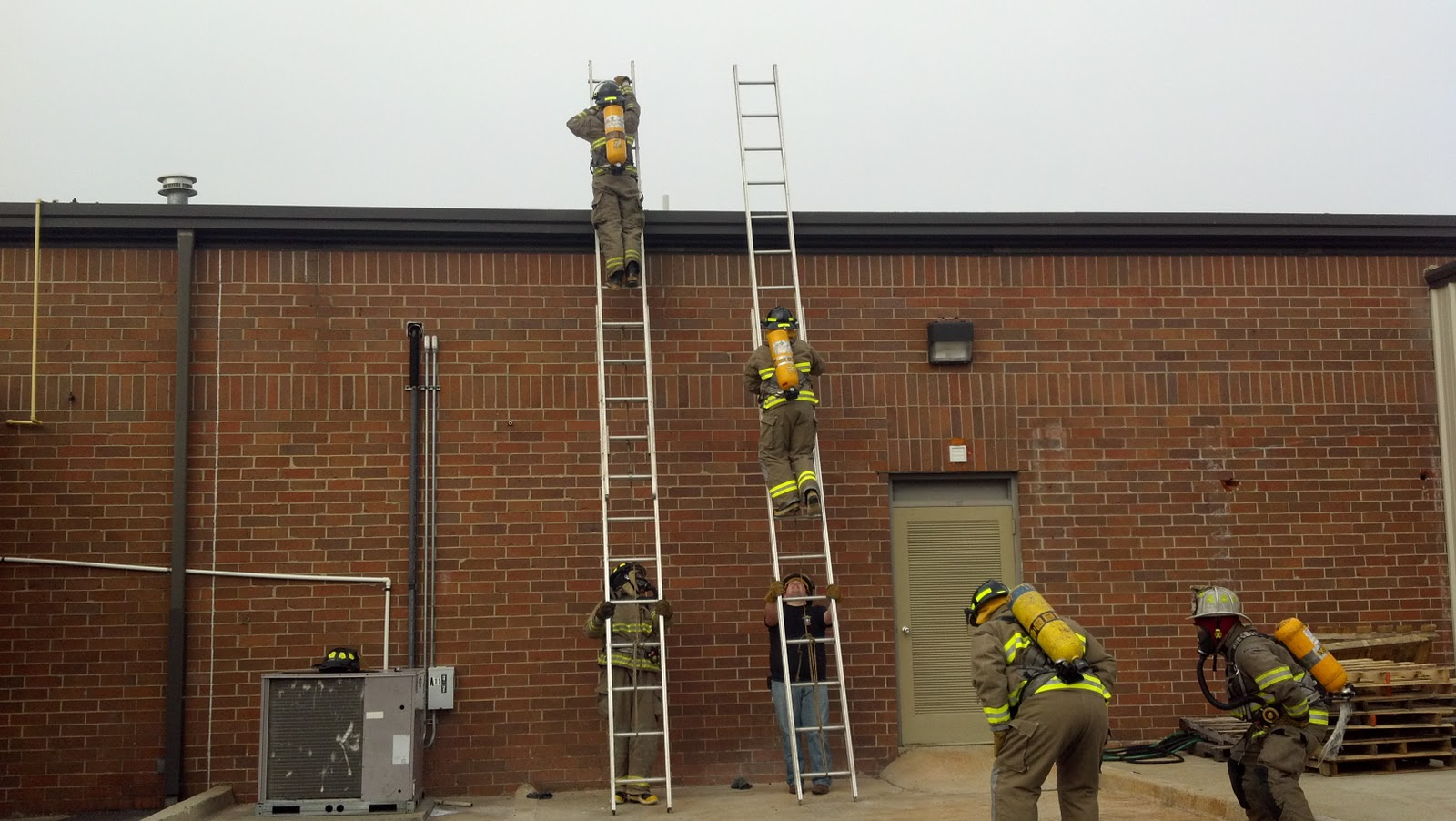 Ctc Firefighting Program February