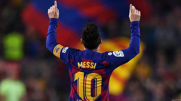 Highlight: Messi Steals Limelight in Barca Win
