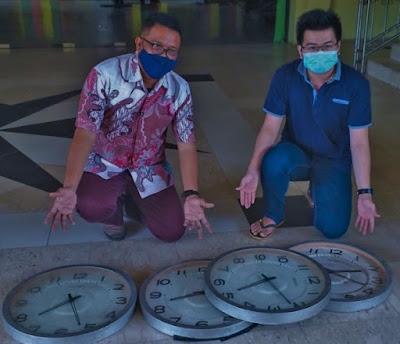 Museum Raja Ali Haji, AKhirnya Menyimpan Jam di Simpang Laluan Madani Batam