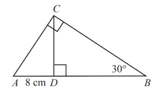 gambar segitiga ABC www.jawabanbukupaket.com