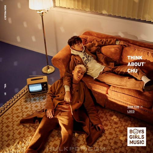 SAM KIM, LOCO – Boys and Girls Music Vol.1 – Single