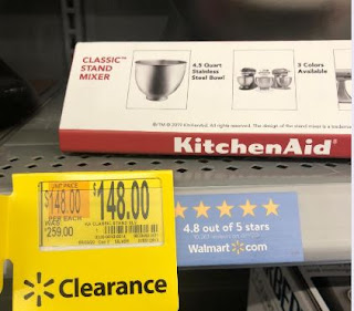 Kitchen Aide Classic on clearance