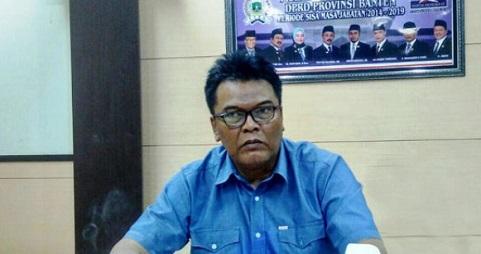 Soal Bunga Pinjaman PEN, DPRD Banten Minta Pemprov Lanjutkan APBD 2021