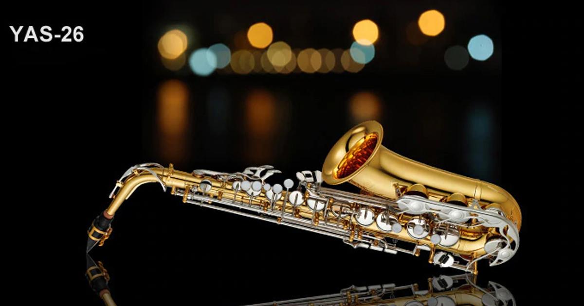 Nơi bán Kèn Alto Saxophone Yamaha YAS-26 giá rẻ