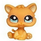 Littlest Pet Shop Seasonal Kitten (#1371) Pet