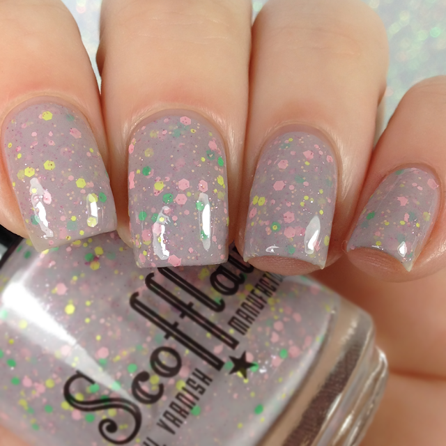 Scofflaw Nail Varnish-Coffin Candy