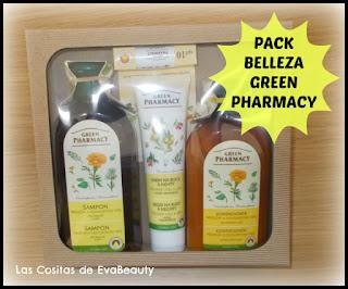 Pack Belleza Green Pharmacy compras Black Friday 2020 en Notino