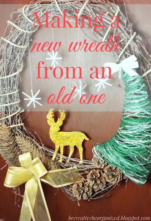 Od starog novo - novogodisnji venac