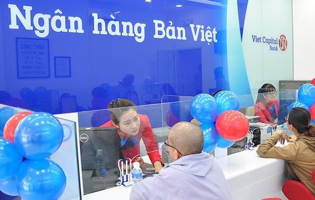 Ngân hàng Bản Việt miễn phí chuyển khoản cho doanh nghiệp