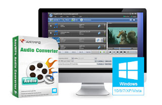 AnyMP4 Audio Converter 6.5.12 Multilingual Full Patch