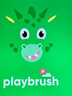 Playbrush app logo