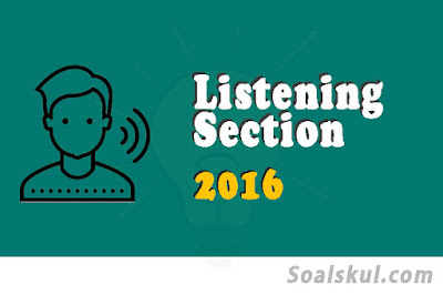 download listening section unbk sma 2016