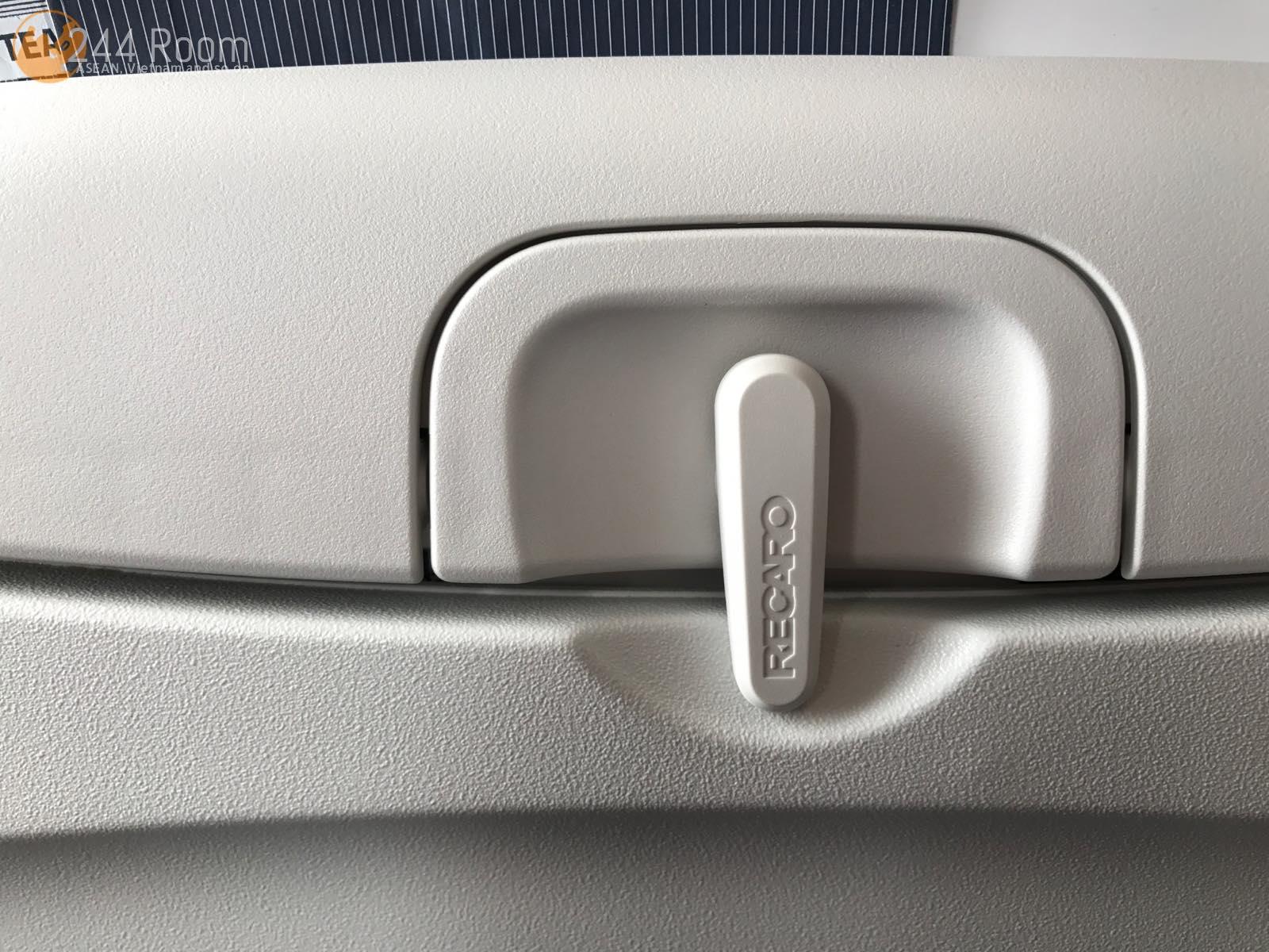 Flight ANA573-A321座席 Seat2