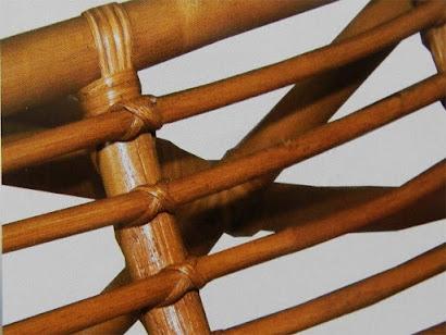 sillon descanso en bambu j513