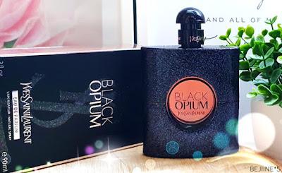 Parfum Black OpiumYSL - Notino