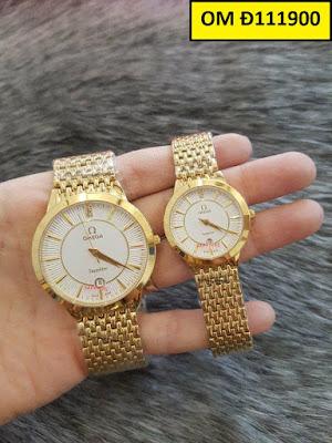 Đồng hồ cặp đôi Omega Đ111900