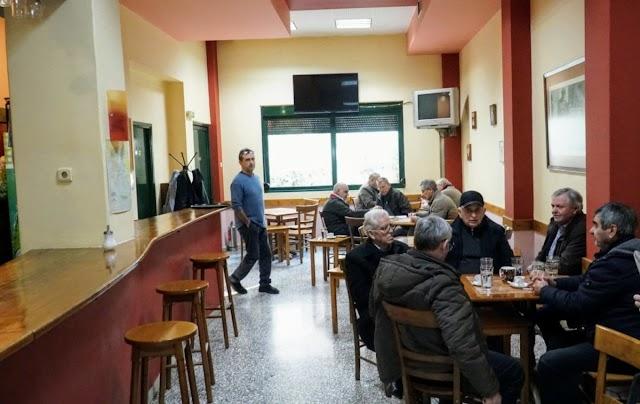 Έρχεται το πρώτο καφενείο για καπνιστές