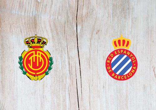 Mallorca vs Espanyol -Highlights 6 October 2019
