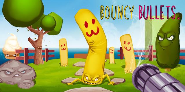 Análise: Bouncy Bullets (Switch) é um shooter bem bizarro com elementos interessantes