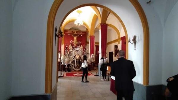 Suspendidas las misas en la capilla de los Desamparados en San Fernando ante la falta de sacerdotes