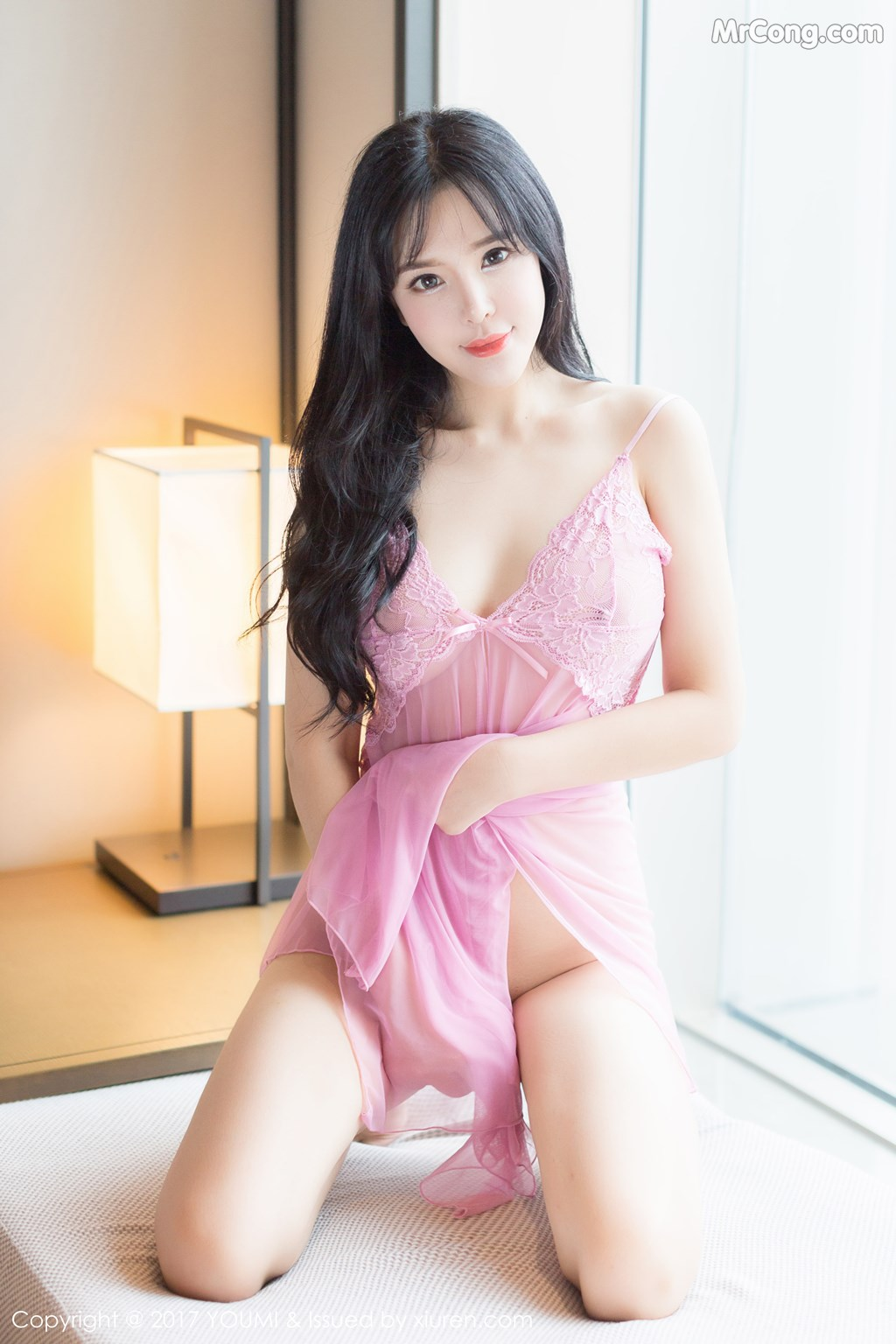 Image YouMi-No.067-Liu-Yu-Er-MrCong.com-022 in post YouMi No.067: Người mẫu Liu Yu Er (刘钰儿) (45 ảnh)