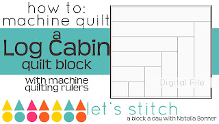 http://www.piecenquilt.com/shop/Books--Patterns/Books/p/Lets-Stitch---A-Block-a-Day-With-Natalia-Bonner---PDF---Log-Cabin-x42184189.htm