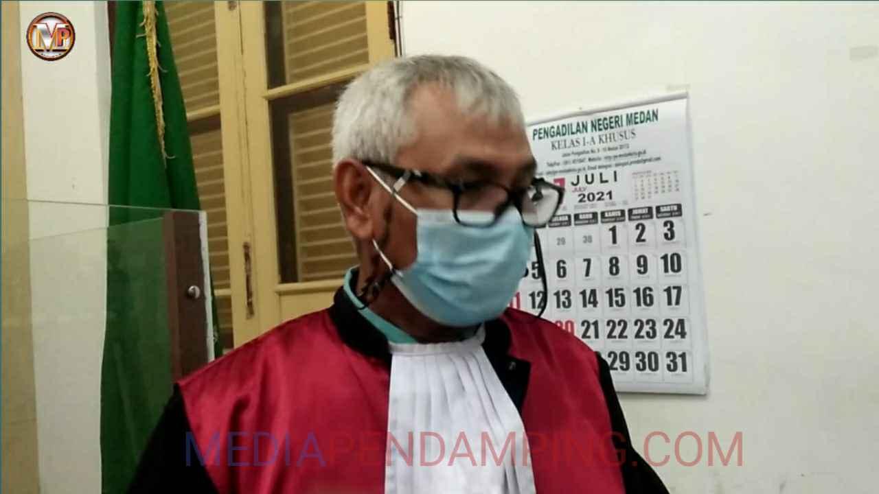 Humas PN Medan Minta Jaksa dan Pengacara Kordinasi Dengan Panitera