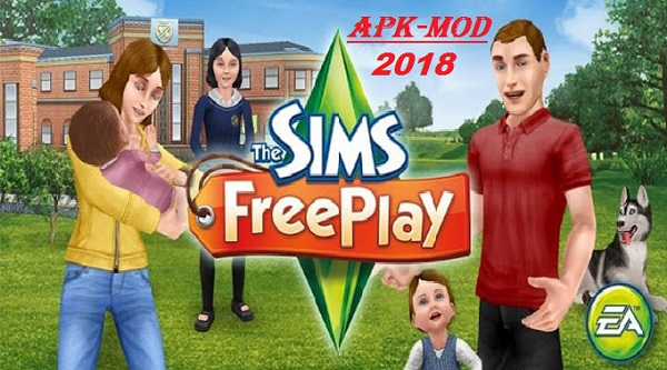 Download The Sims FreePlay Mod Apk Android Game