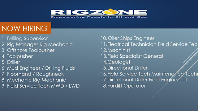 RigZone Drilling Jobs