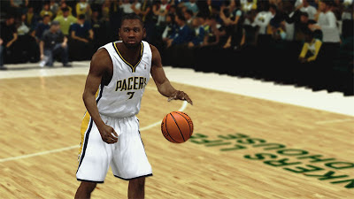 NBA 2K13 Pacers Sam Young Conference Finals Update