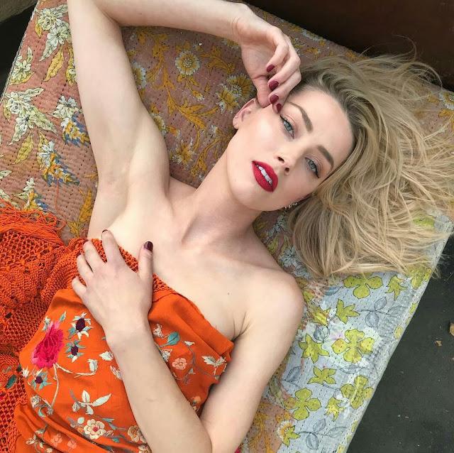 Amber Heard HD Wallpaper In White Bikini Dress Other HQ Pics