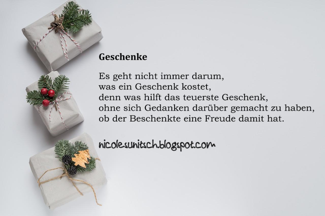 Gedichte Von Nicole Sunitsch Autorin Sprüche Geschenke