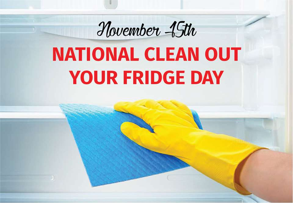 National Clean Out Your Fridge Day Wishes for Instagram