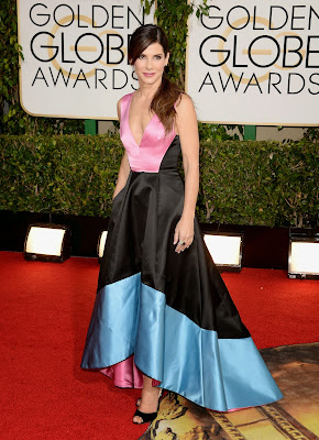 Sandra Bullock Golden Globes 2014