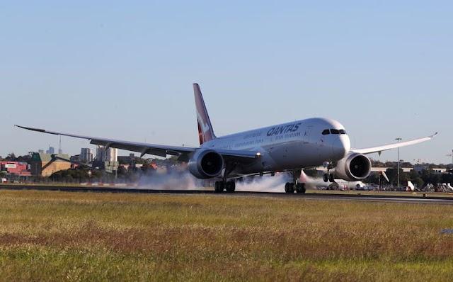 El vuelo más largo de la historia: 19 horas entre Nueva York y Sydney