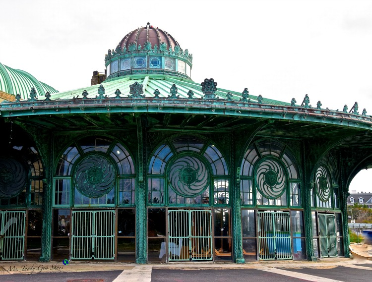 The Carousel at Asbury Park, NJ | Ms. Toody Goo Shoes