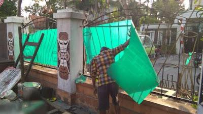 LBH: Massa Pemuda Pancasila Rusak Asrama Mahasiswa Papua