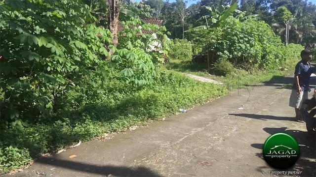 Tanah di Bonjotan dekat Kampus UII