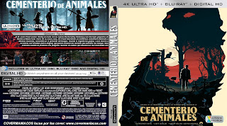 CEMENTERIO DE ANIMALES – PET SEMANTARY – 2019 [COVER – 4KUHD]