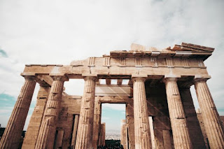 Parthenon Ruins - Photo by Cristina Gottardi on Unsplash.com