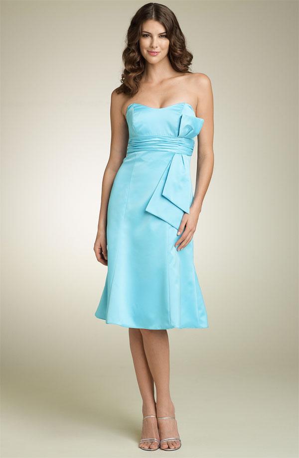 Blue Bridesmaid Dresses Designs - Wedding Dress