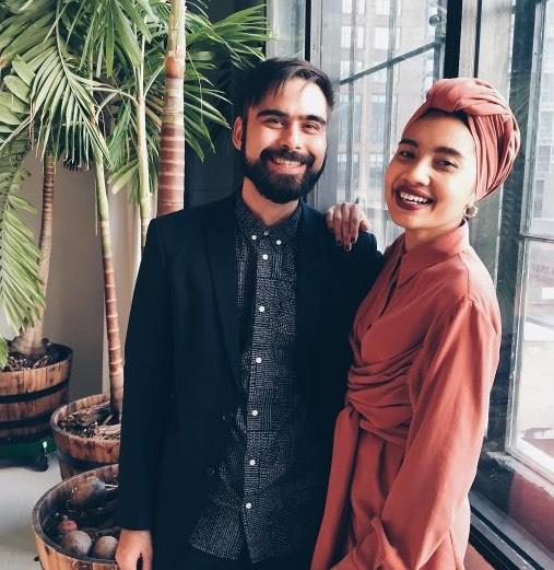 Yuna Dan Adam Sinclair Selamat Bertunang