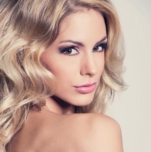 Eye For Beauty: Miss Universe Netherlands 2012