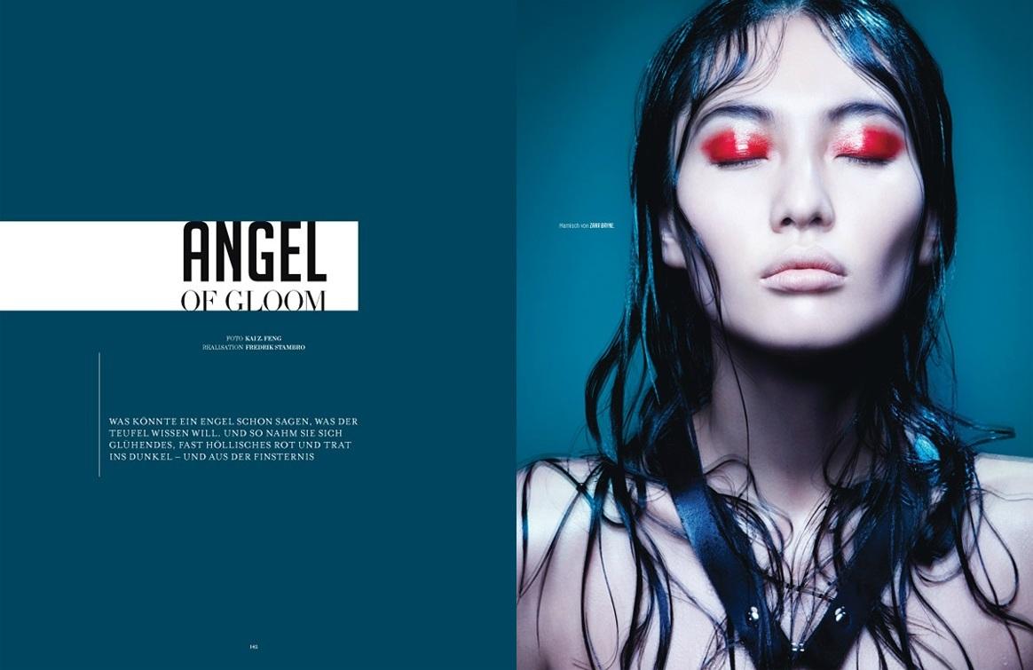Asian Model Magazine 3