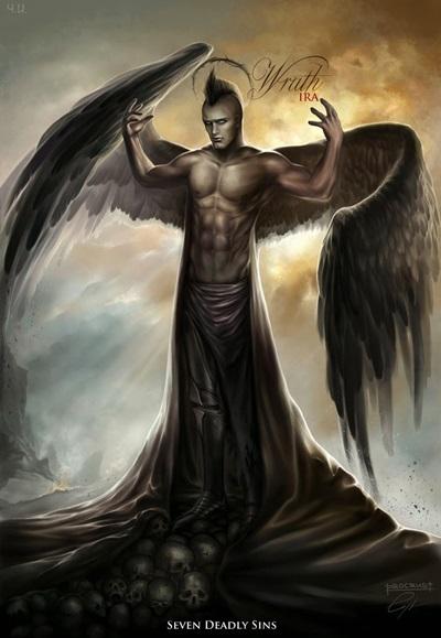 โทสะ (Wrath) @ บาป 7 ประการ (Seven Deadly Sins)