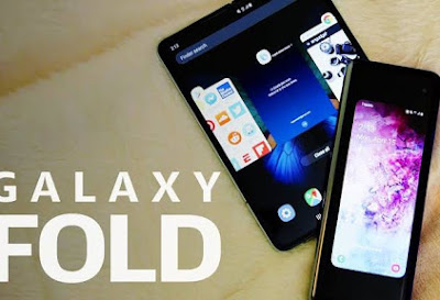Amazing Features Of Samsung Galaxy Fold