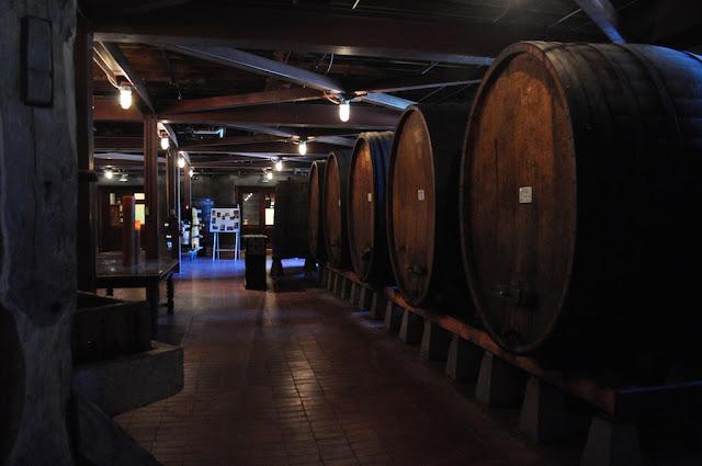stored barrel Mondavi wine tasting experience napa valley