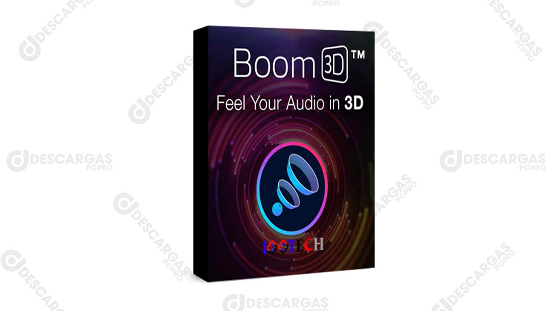 Boom 3D v1.2.5, Experimenta tu audio en 3D